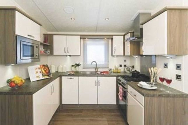Thumbnail Lodge for sale in Beauport Holiday Park, The Ridge West, Hastings