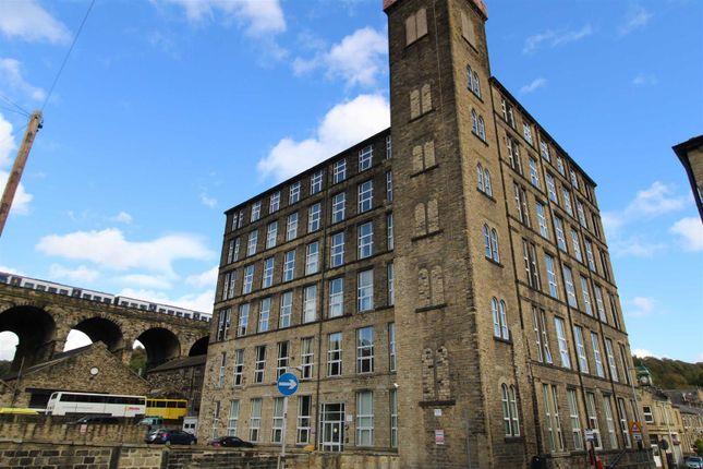 1 bed flat for sale in Saville Court, Milnsbridge, Huddersfield HD3