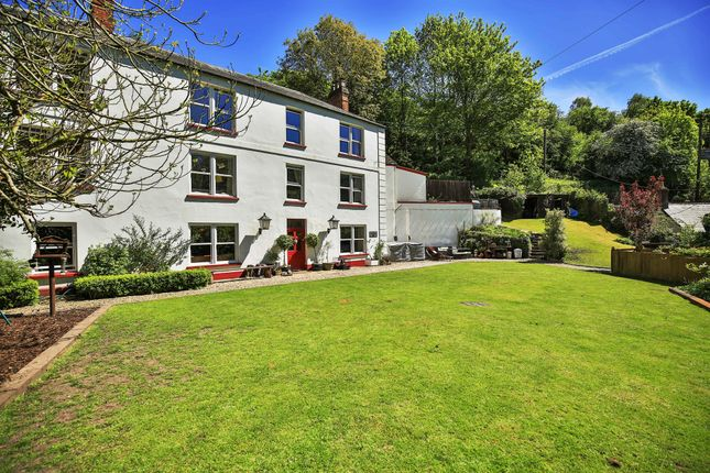Thumbnail Detached house for sale in Upper Redbrook, Monmouth