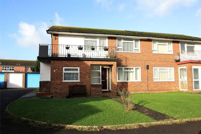 Thumbnail Flat for sale in Dairy Farm Flats, Goring Street, Worthing