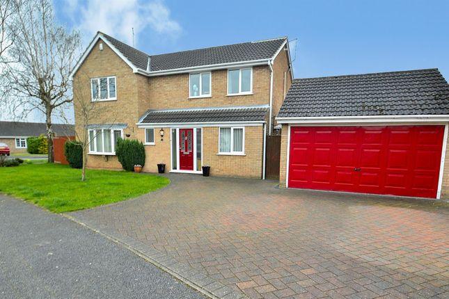 Thumbnail Detached house for sale in Kensington Road, Sandiacre, Nottingham