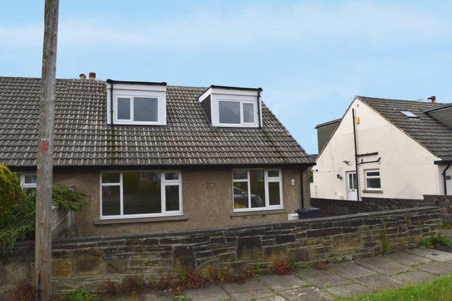 Thumbnail Semi-detached bungalow to rent in Clarendon Road, Bingley