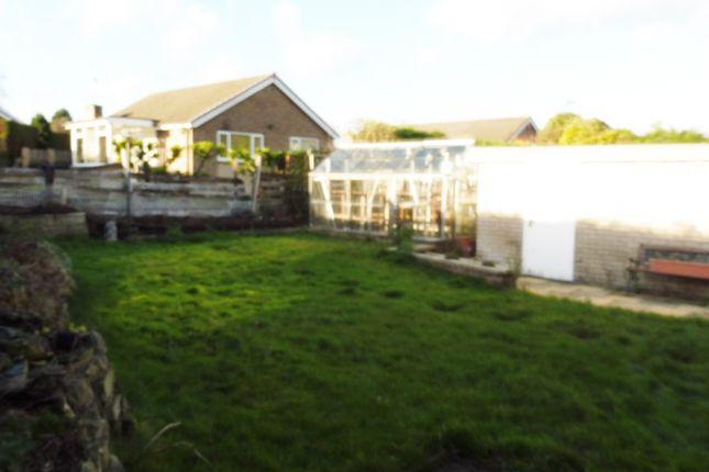 Rear Garden of Southwell Rise, Mexborough S64