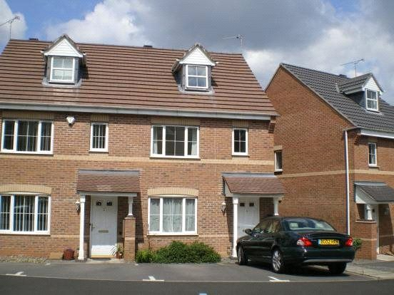 Thumbnail Terraced house to rent in Gillquart Way, Coventry, West Midlands