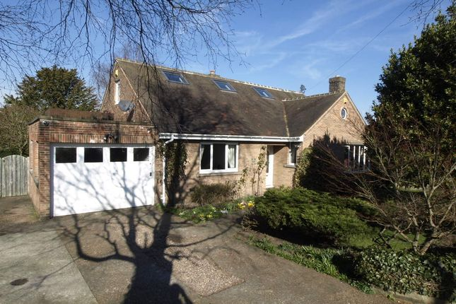 Thumbnail Detached bungalow for sale in Kirkfield Close, Cawthorne, Barnsley