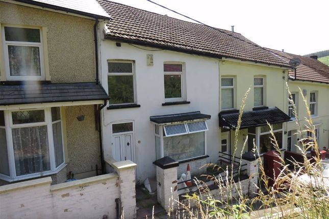Thumbnail Terraced house to rent in Pleasant Terrace, Clydach Vale, Tonypandy