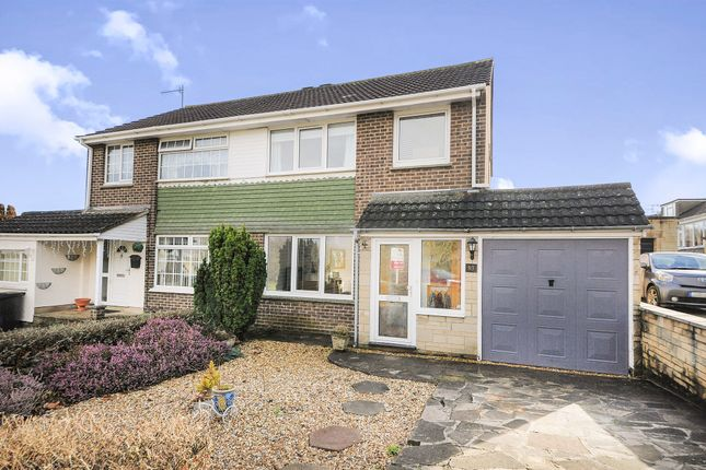 Thumbnail Semi-detached house for sale in Avonmead, Swindon
