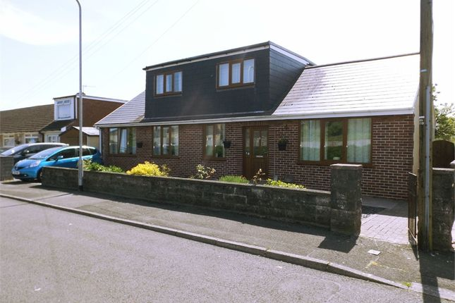 Thumbnail Detached bungalow for sale in Heol Y Bronwen, Aberavon, Port Talbot, West Glamorgan