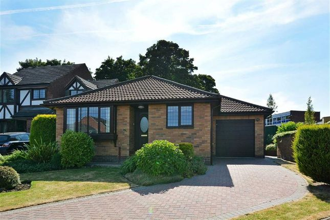 Thumbnail Detached bungalow for sale in Hillcote Close, Sheffield, Yorkshire