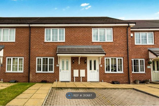 Thumbnail Terraced house to rent in Pintail Close, Scunthorpe