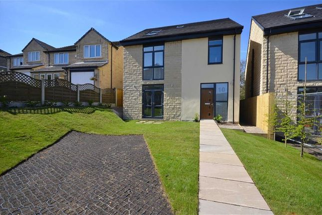 Thumbnail Detached house for sale in Hoyle Beck Close, Linthwaite, Huddersfield
