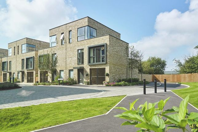 Thumbnail Town house for sale in The Rosetti At Aura, Long Road, Cambridge