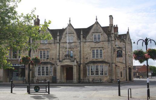 Pub/bar for sale in 12 Market Place, Chippenham, Wiltshire