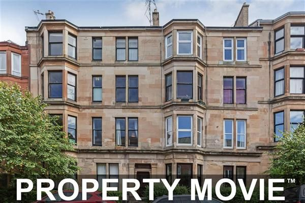 Thumbnail Flat for sale in 0/2 8 Mingarry Street, North Kelvinside, Glasgow