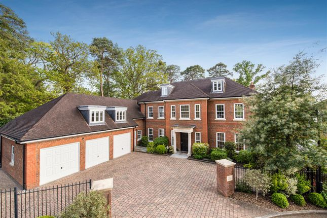 Thumbnail Detached house for sale in The Asters, Devenish Road, Ascot