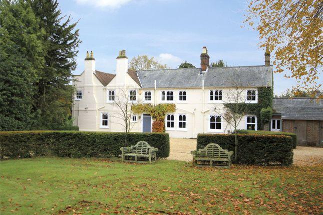 Thumbnail Detached house for sale in Gosport Road, Lower Farringdon, Alton, Hampshire