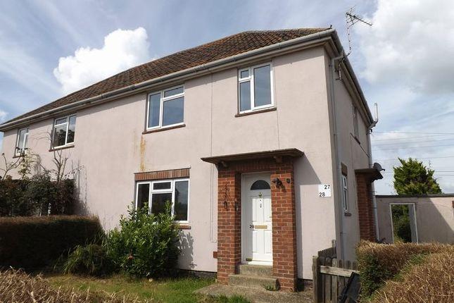 Thumbnail Semi-detached house for sale in Donyatt Hill, Ilminster