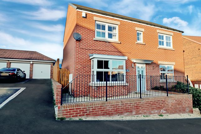 4 bed detached house for sale in Silverbirch Road, Hartlepool TS26
