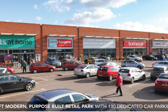 Thumbnail Retail premises to let in St Augustin Way, Grantham