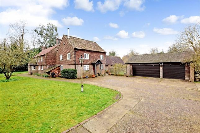 Thumbnail Detached house for sale in Unnamed Road, Fletching, Uckfield, East Sussex