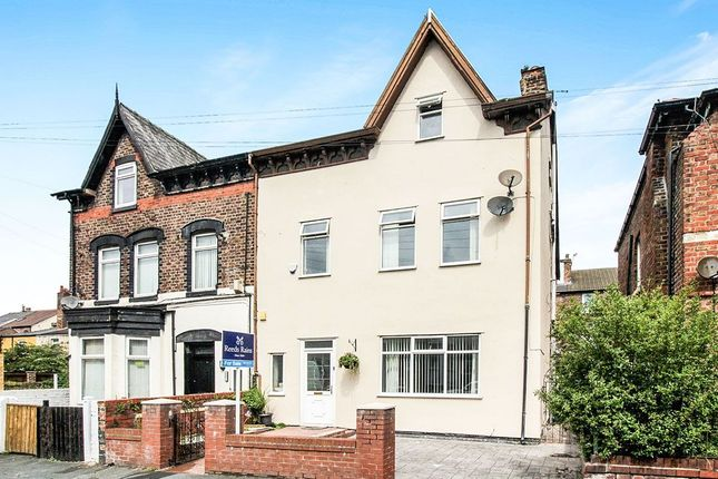 Thumbnail Semi-detached house for sale in Hereford Road, Seaforth, Liverpool