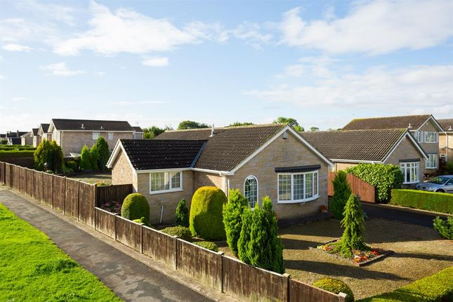Thumbnail Detached bungalow for sale in Old Dike Lands, Haxby, York