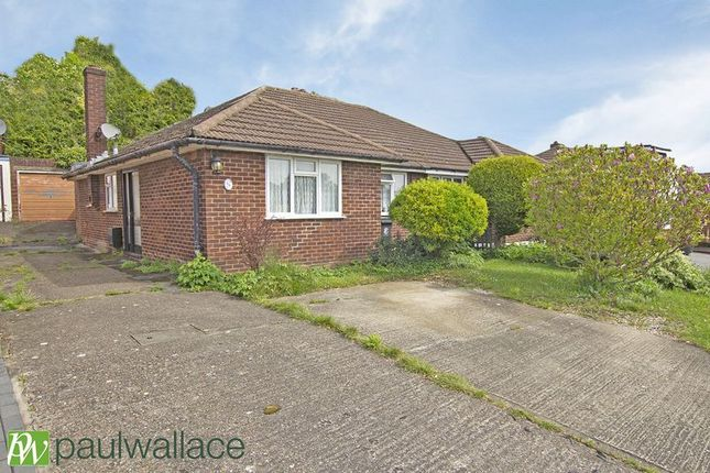 Thumbnail Bungalow for sale in Shooters Drive, Nazeing, Waltham Abbey