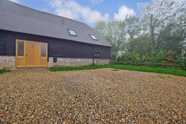 Thumbnail Barn conversion for sale in Bower Lane, Eynsford, Kent