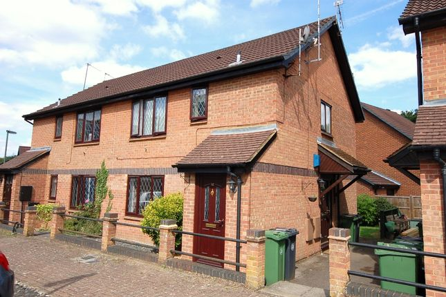 Thumbnail Maisonette for sale in Horsebrass Drive, Bagshot