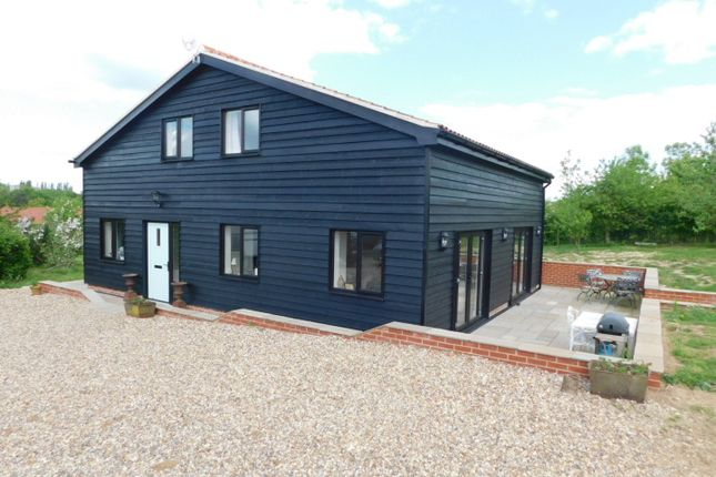 Thumbnail Detached house for sale in Ringshall, Stowmarket