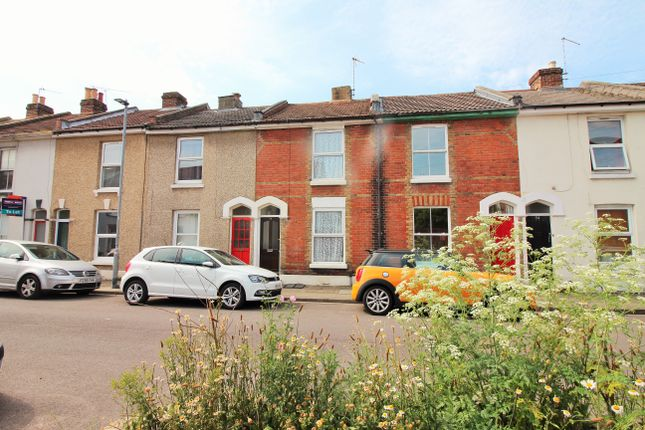 Thumbnail Terraced house to rent in Collingwood Road, Southsea, Portsmouth, Hampshire