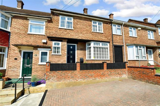 Thumbnail Terraced house for sale in Columbine Road, Strood, Rochester, Kent