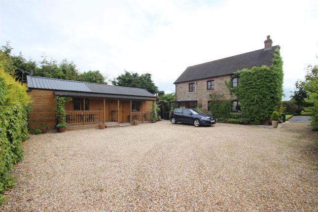 Thumbnail Detached house for sale in Lyonshall, Kington HR53Ln