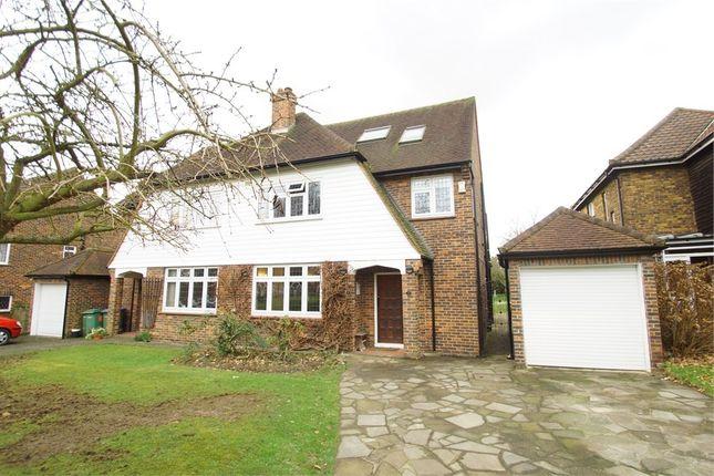 Thumbnail Semi-detached house to rent in Fairoak Drive, London