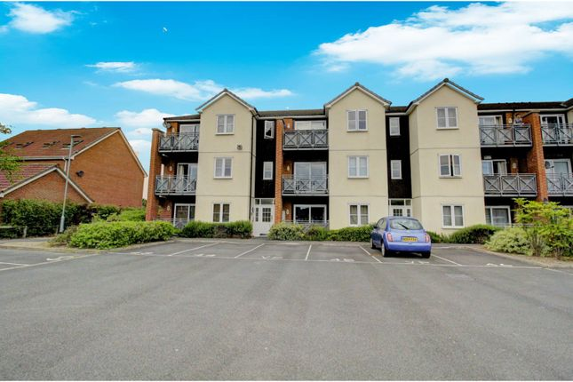 Thumbnail Flat for sale in Maddren Way, Middlesbrough