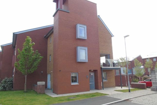 3 bedroom town house for sale in Emily Court, Langdon Road, Swansea