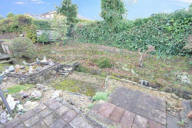 Rear Garden of Glebe Gardens, Easington, Saltburn-By-The-Sea TS13