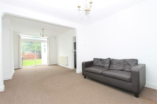 Thumbnail Terraced house to rent in Lion Road, London