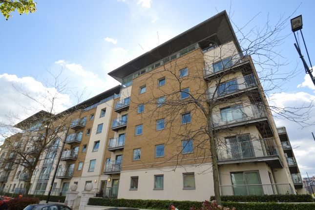 Thumbnail Flat to rent in Argyll Road, Royal Woolwich Arsenal, London