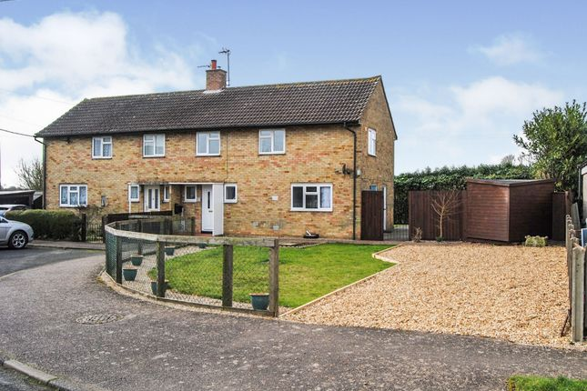 3 bed semi-detached house for sale in Hallifax Place, Shimpling, Bury St. Edmunds IP29