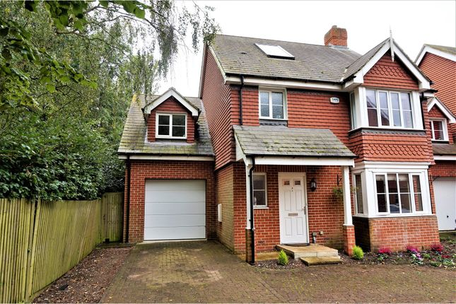 Thumbnail Detached house for sale in Lowbury Gardens, Compton