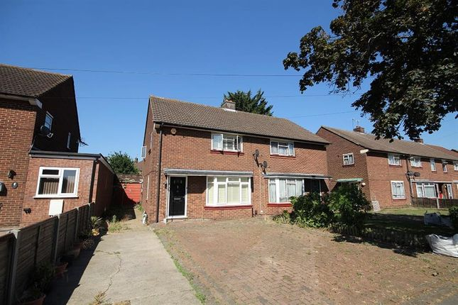 Thumbnail Semi-detached house to rent in Greenway, Hayes