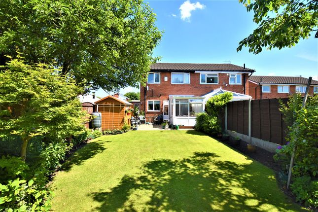 Thumbnail Semi-detached house for sale in Firtree Avenue, Sale