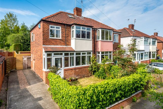Thumbnail Semi-detached house for sale in Edgeware Road, York