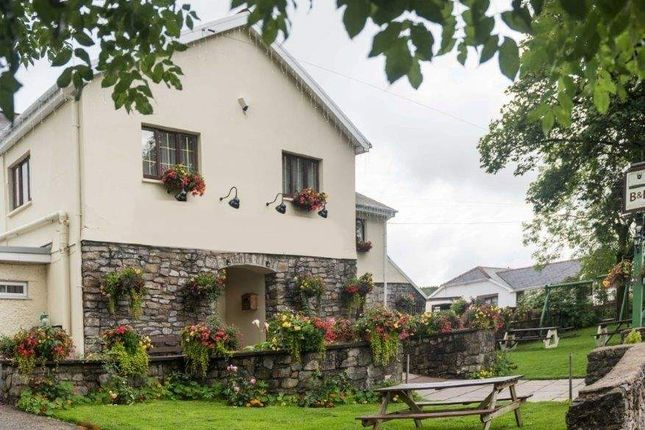 Thumbnail Hotel/guest house for sale in Ebbw Vale, Blaenau Gwent