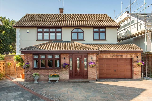Detached house for sale in Meadowlands, Emerson Park, Hornchurch, Essex