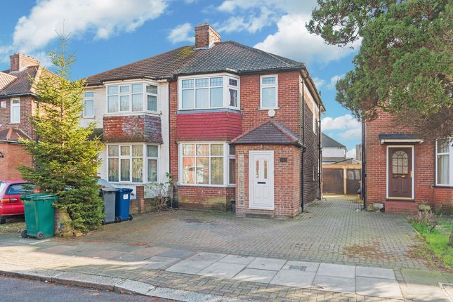 3 bed semi-detached house for sale in Cumbrian Gardens, London