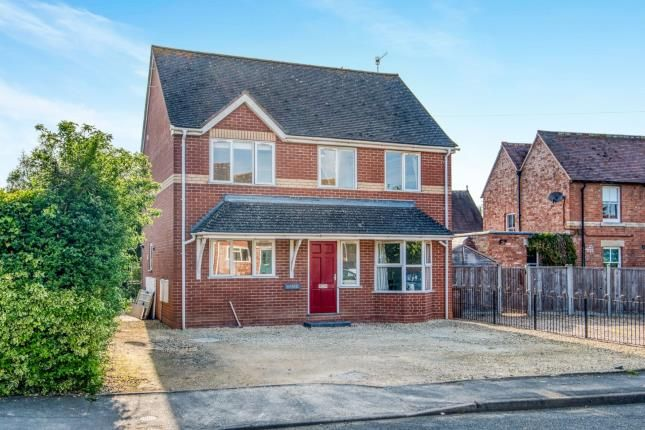 Thumbnail Detached house for sale in Avenell, 2A Willersey Road, Badsey