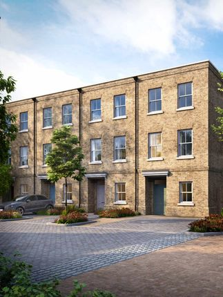 Thumbnail End terrace house for sale in Richmond Chase, Richmond