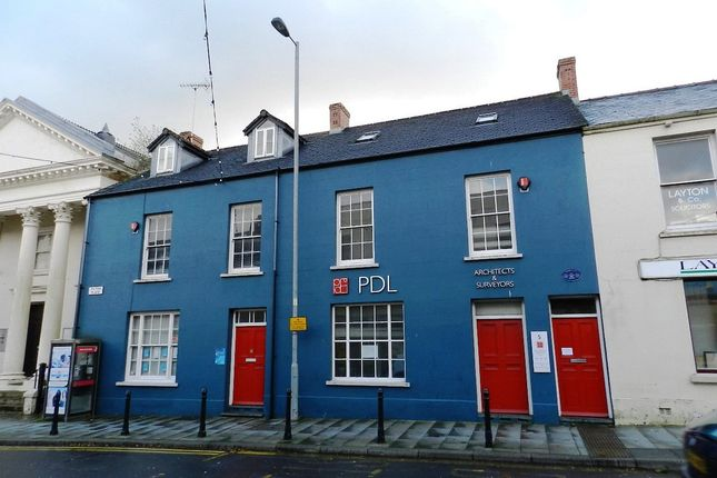 Thumbnail Office for sale in Picton Place, Haverfordwest, Pembrokeshire